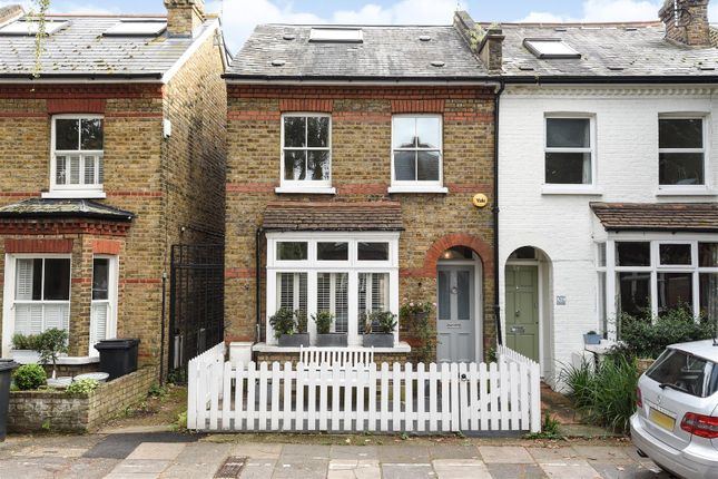 Thumbnail Semi-detached house for sale in South Western Road, St Margarets, Twickenham
