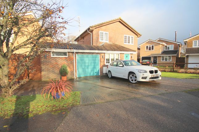 Thumbnail Detached house for sale in Amberley Road, Horsham