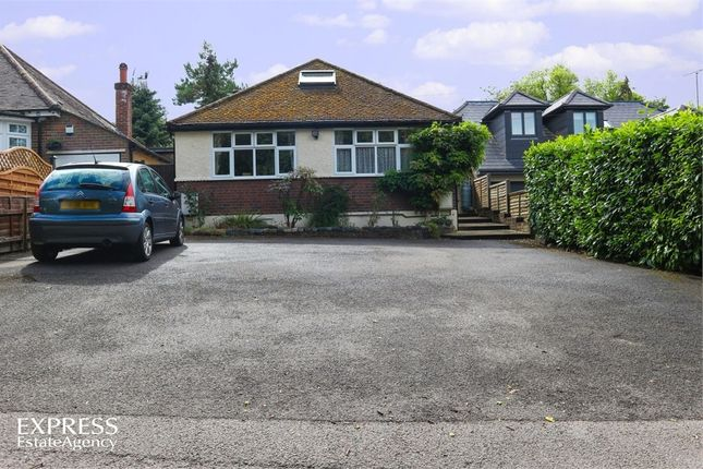 Thumbnail Detached bungalow for sale in Harthall Lane, Kings Langley, Hertfordshire