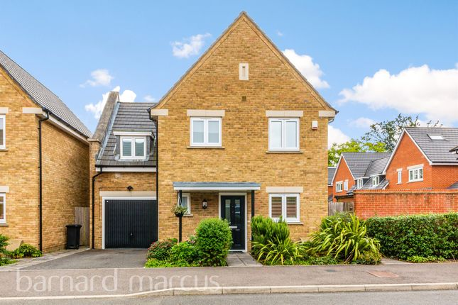 Thumbnail Detached house for sale in Miller Place, Epsom
