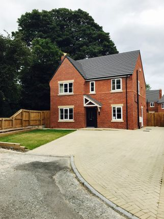 Thumbnail Detached house for sale in Chester Road, Whitchurch