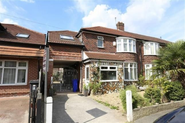 Thumbnail Semi-detached house for sale in Morningside Drive, Manchester, Greater Manchester