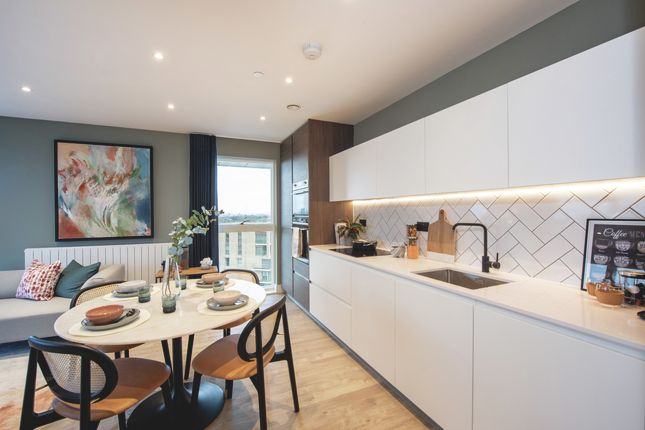 Thumbnail Flat for sale in Centrum Court, Kidbrooke Village