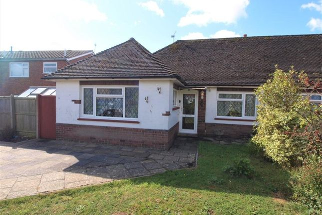 Thumbnail Semi-detached bungalow for sale in Station Road, Polegate