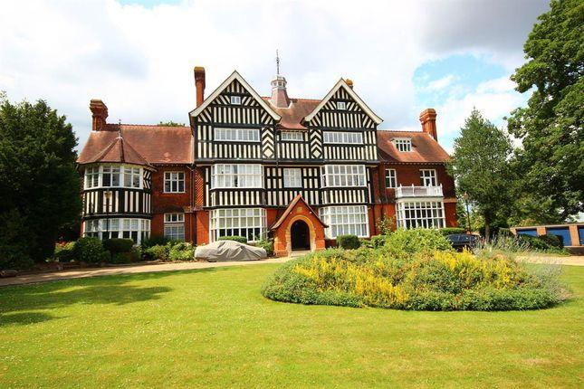 Thumbnail Flat to rent in Goddington Manor, Court Road, Orpington