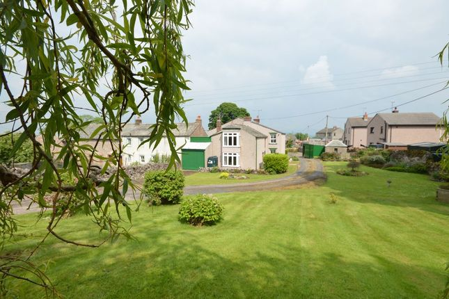 Thumbnail Detached house for sale in Newbiggin, Penrith