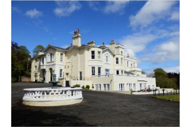 Thumbnail Flat for sale in Spa Court Stitchill Road, Torquay