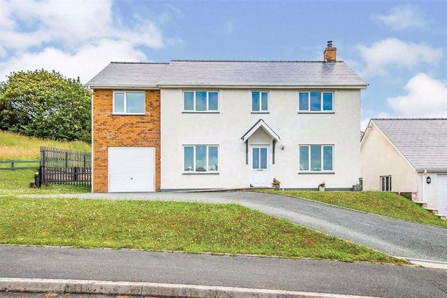 Thumbnail Detached house for sale in Allt-Y-Bryn, Llanarth, Ceredigion