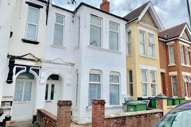 Thumbnail 3 bed terraced house for sale in Denzil Avenue, Newtown, Southampton