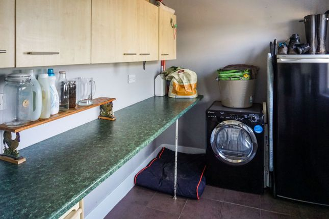 Utility Room of Links Drive, Pennar, Pembroke Dock SA72