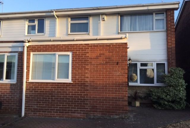 Studio to rent in John Mcguire Crescent, Binley, Coventry