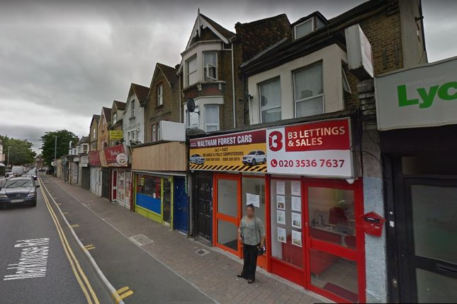 Thumbnail Land to rent in Markhouse Road, London