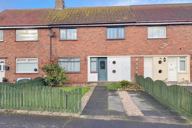 Thumbnail Terraced house for sale in Maryfield Road, Ayr