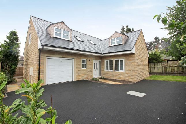 Thumbnail Detached house for sale in Northfield Close, Victoria Avenue, Elland