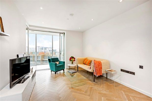 1 bed flat to rent in Scott House, One Bedroom, Battersea Power Station