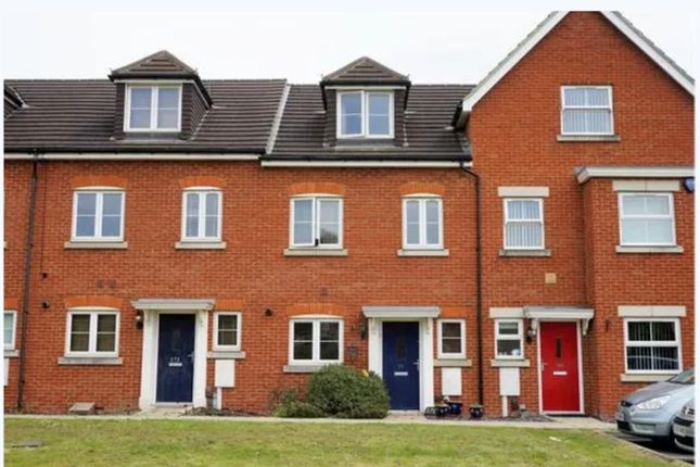 Thumbnail Terraced house to rent in Silver Streak Way, Strood, Rochester