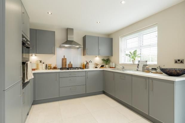 Thumbnail Detached house for sale in Barn End Road, Warton
