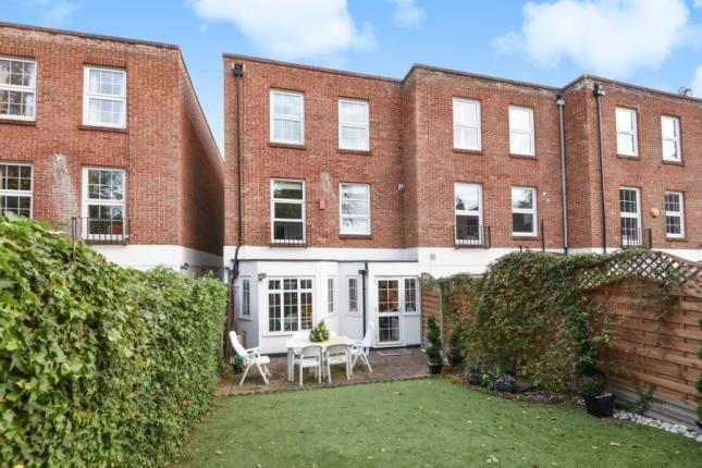 Thumbnail Town house for sale in Tudor Well Close, Stanmore