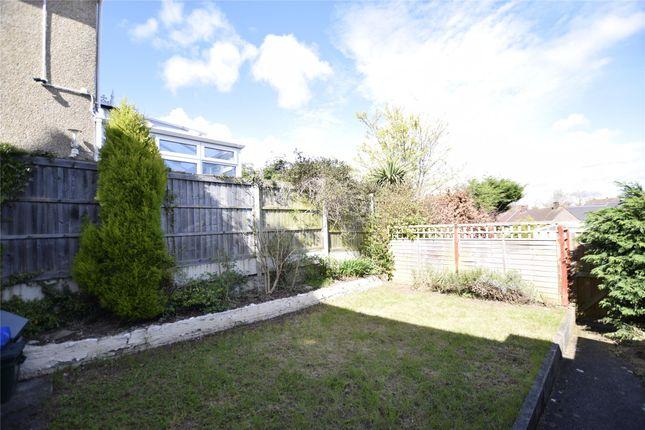 Rear Garden of Almond Way, Mangotsfield, Bristol BS16