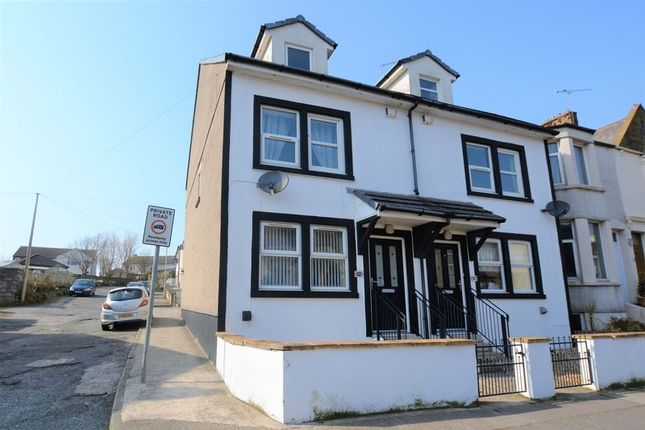 Thumbnail Terraced house to rent in Church Road, Harrington, Workington