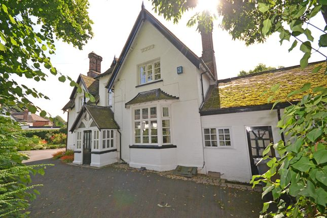 Thumbnail Detached house for sale in The Village, Keele, Newcastle-Under-Lyme
