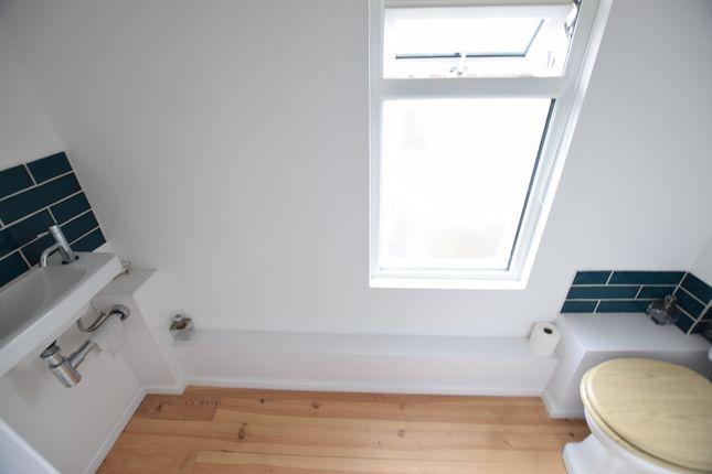 En-Suite WC of Eastbourne Road, Pevensey Bay BN24