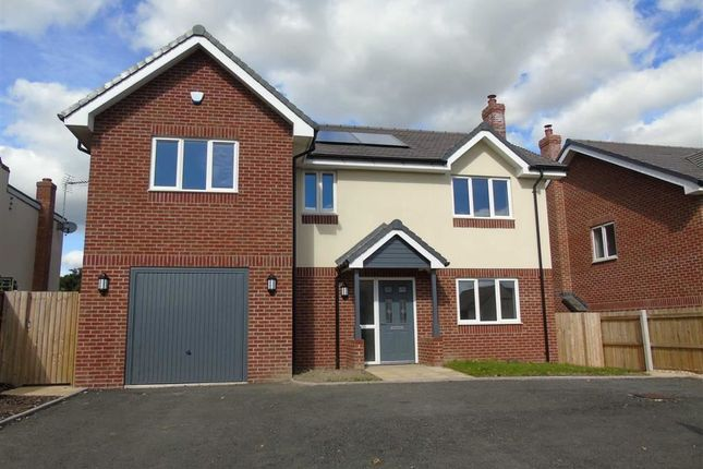 Thumbnail Detached house for sale in Plot 3, Middletown View, Bank Villa, Shrewsbury, Shropshire