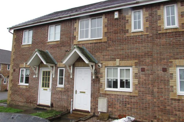 Thumbnail Link-detached house to rent in 25 Llys Iris, Waunceirch, Neath