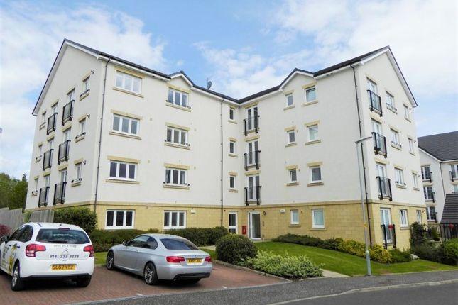 Thumbnail Flat to rent in 4 Kelvindale Court, Kelvindale, Glasgow