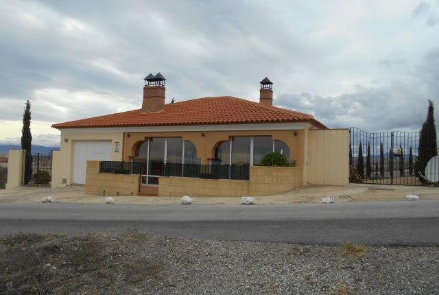 4 bed detached house for sale in Oria, Almería, Andalusia, Spain