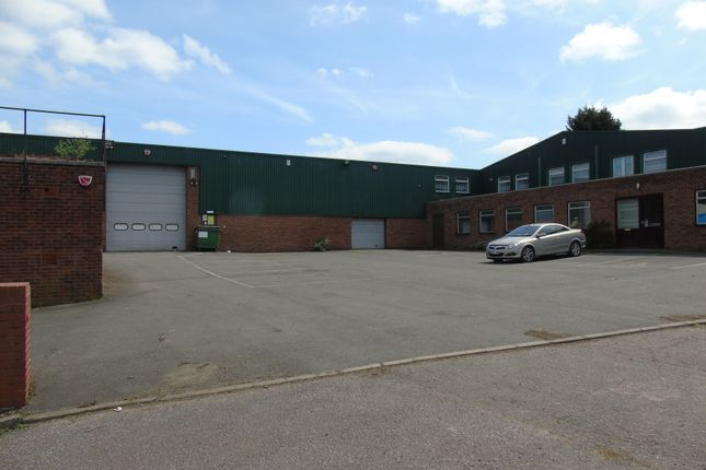 Thumbnail Industrial to let in Nix Hill, Alfreton