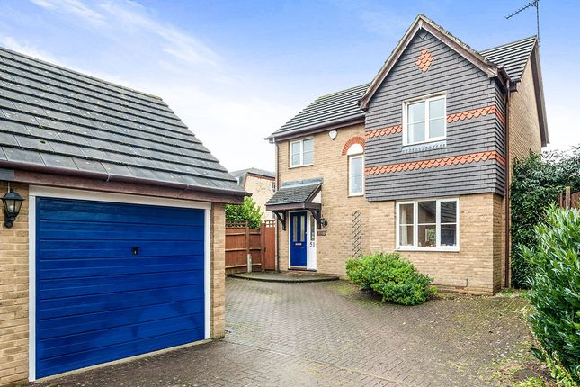 Thumbnail Detached house for sale in Mallard Road, Abbots Langley