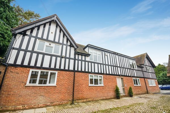 Thumbnail Flat to rent in The Stable Block The Firs, Whitchurch