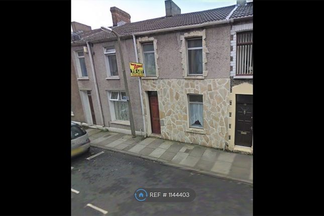 3 bed terraced house to rent in Llewellyn Street, Port Talbot SA12