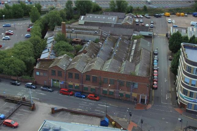 Thumbnail Commercial property for sale in Commercial/Residential Development Opportunity, Green Street, Kidderminster, Worcestershire