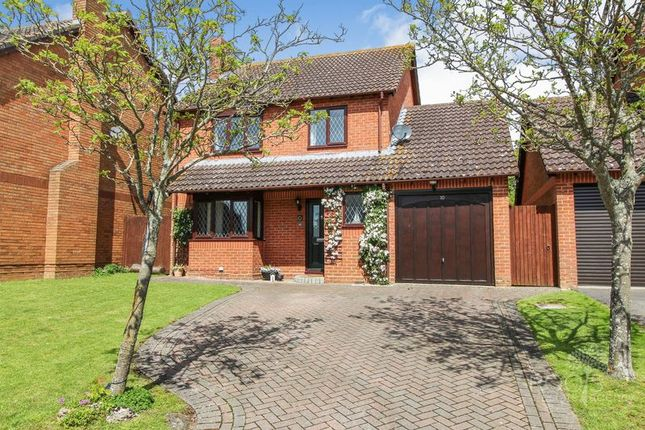 Thumbnail Detached house for sale in Hammond Close, Thatcham