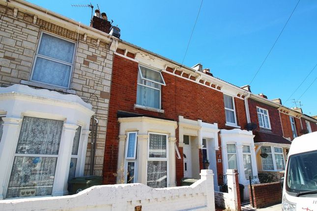 Thumbnail Property to rent in Alverstone Road, Southsea