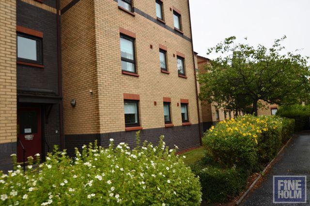 Thumbnail Flat to rent in Kirkton Gate, The Village, East Kilbride, Glasgow, Lanarkshire