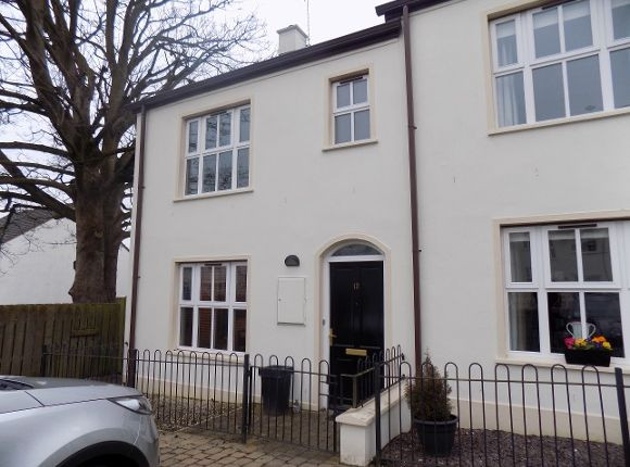 Thumbnail Town house to rent in Village Court, Moira, Craigavon