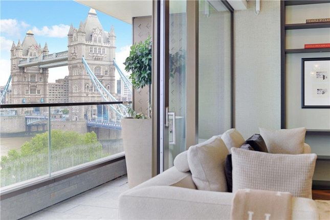 Thumbnail Flat for sale in Blenheim House, One Tower Bridge, Crown Square, London