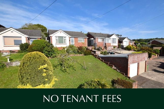 Thumbnail Detached house to rent in Woodleigh Close, Exeter