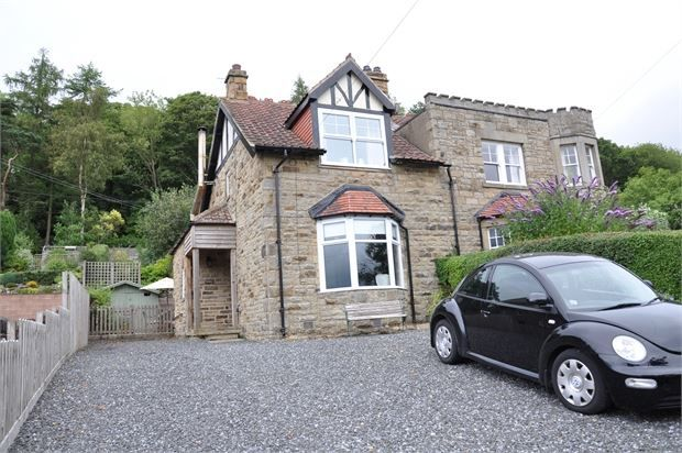 Thumbnail Semi-detached house for sale in The Datcha, Station Road, Allendale