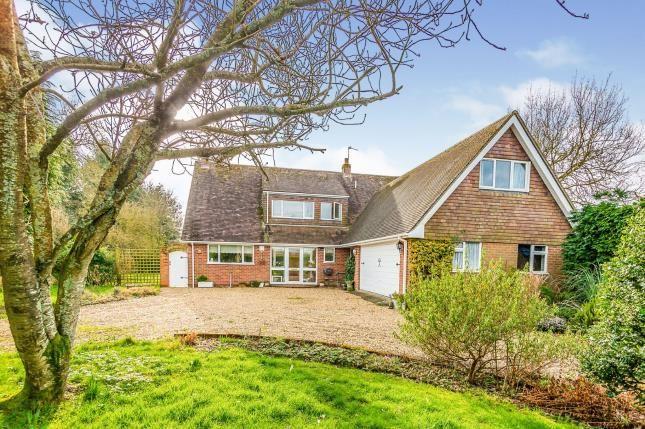 Thumbnail Detached house for sale in Baughurst, Tadley, Hampshire