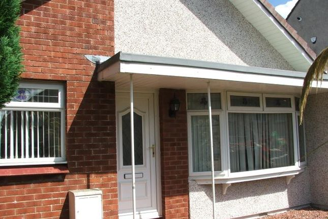 Thumbnail Detached bungalow to rent in Bourtree Road, Hamilton