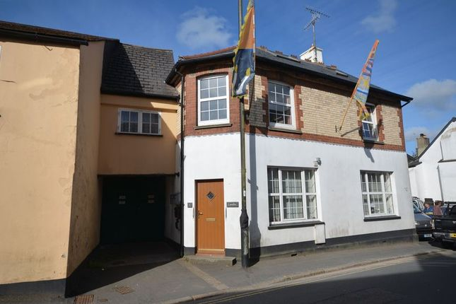 Thumbnail Flat to rent in The Flat, 11 Ford Street, Moretonhampstead