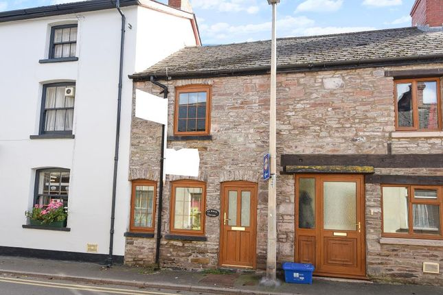 Thumbnail Cottage for sale in High Street, Talgarth