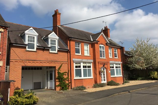 Thumbnail Detached house for sale in Holyoake Road, Wollaston, Northamptonshire