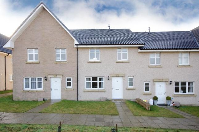Thumbnail Terraced house to rent in Broadshade Drive, Skene, Westhill