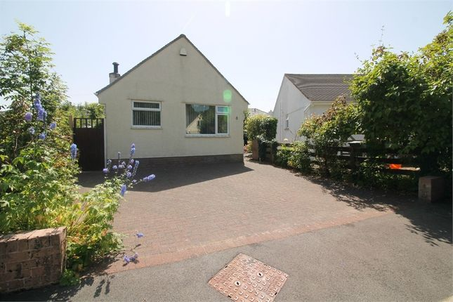 Thumbnail Detached bungalow for sale in 8 Crosthwaite Gardens, Keswick, Cumbria