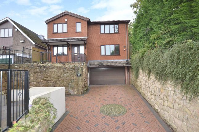 Thumbnail Detached house for sale in Sandy Lane, Brewood, Stafford